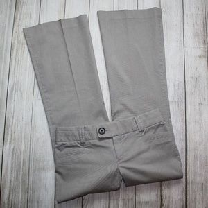 BANANA REPUBLIC 4P Pants Tan Martin 323 Trouser